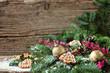 rustikale weihnachtsgrüße