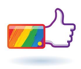 """je """"like"""" les gay et lesbiennes"""