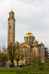 Christ the Saviour Chatedral Church in Banja Luka