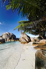Anse Patates / La Digue / Seychelles