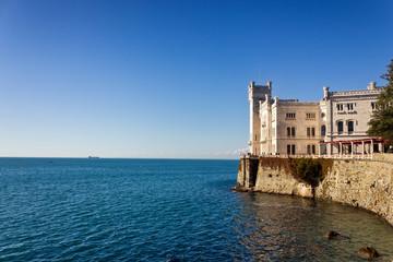 Castle Miramare Trieste 1
