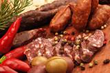 AFFETTATI DI SALUMI ( SLICED OF MEAT )