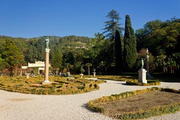 Castle Miramare Garden Trieste 4