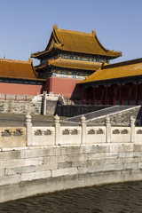 Forbidden City Temple and Water