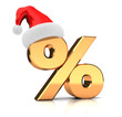 Symbol of percent with hat