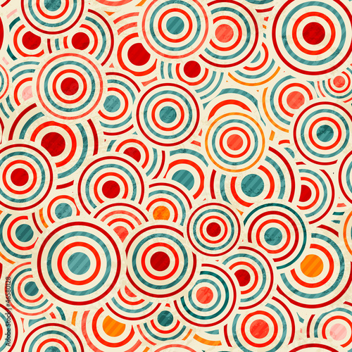 color circle pattern