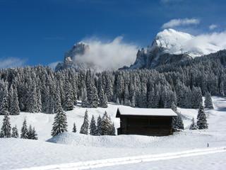 Seiser Alm, Winterurlaub