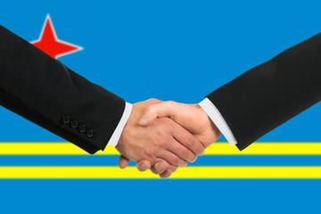 The Aruba Flag