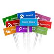 social media placards