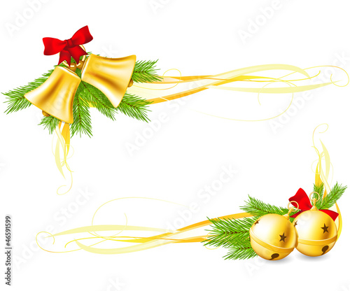 Jingle Bells and Christmas decorative corners