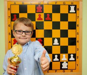 Erfolg beim Schachspielen