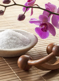 rejuvenating bath salt poster