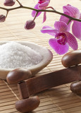 purifying spa for personal indulgence poster