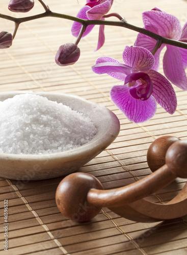 poster of rejuvenating bath salt