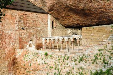 Monasterio de San Juan de la Peña,Huesca