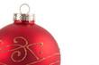Weihnachtskugel ©yvonneweis