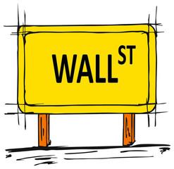Börse, Wallstreet