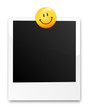 Polaroid Smiley