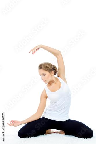 asana pose