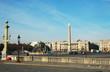 Place de la Concorde, Parigi, Francia