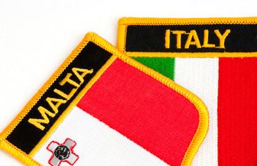 Malta and Italy