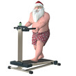 Santa Fitness - Treadmill