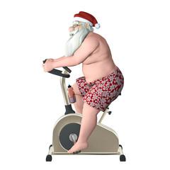 Santa Fitness - Stationary Bike Proile