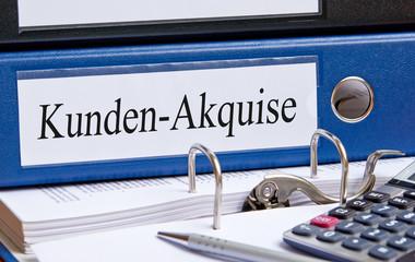 Kunden Akquise