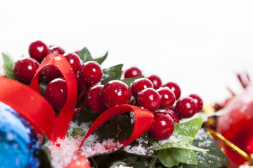 Holly Berries Christmas decoration