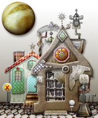 Toy farm