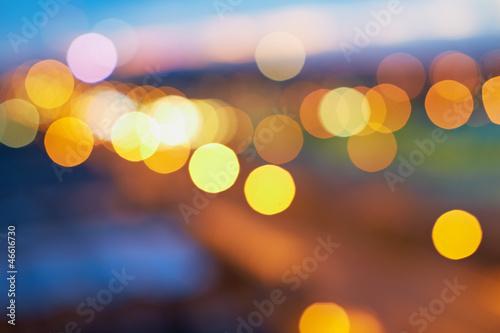 canvas print picture Abstrakter Hintergrund aus Licht