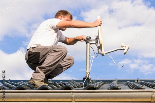 Antenne montieren - 46621182
