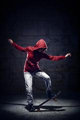 skater trick