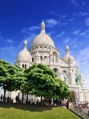 Basilica Sacre Coeur.