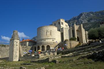 Fort, Kruja, Albania