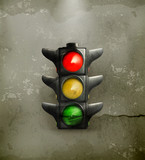 Traffic Lights, old-style