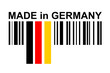 Made in Germany - Code, Vektor