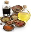 Olive Oil,Vinegar And Spices