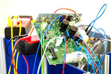 Testare elettronica