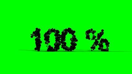 100 percent green screen sale