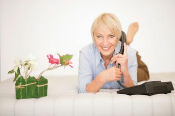 Spaß beim Telefonieren