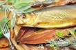 Gabel, Fisch