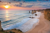 Fototapety twelve apostles sunset