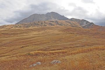 Plateau Lago-Naki. Caucasus. Russia.