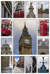 Collage - London