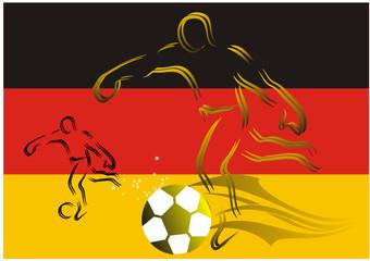 Brasilien WM - 2012 - Deutschland