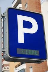 Parking libre