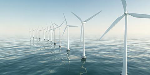 Windkraft, Windenergie, Windkraftanlage