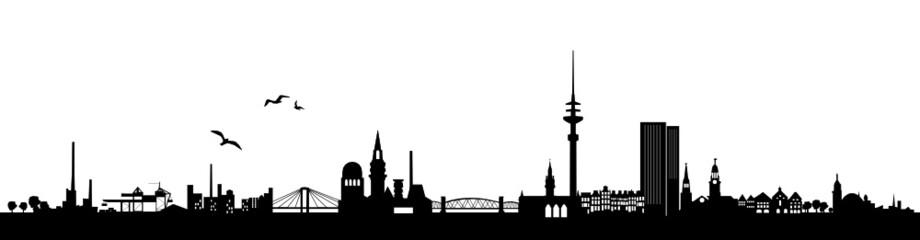 Hamburger Skyline