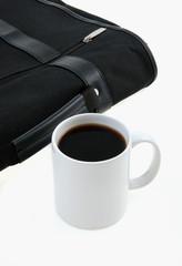 Morning Coffee at Work